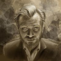 Mr. Nolan by digitalartaficianado