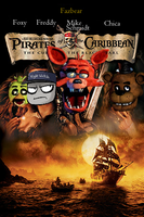 Animatronics of the Caribbean: Out of Order by PivotSprites