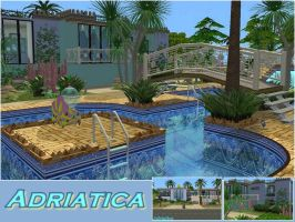 Adriatica - The Sims 2 by allison731