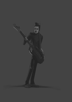 Bassman by thebestwes