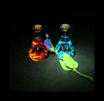 Potions XX by griffinox