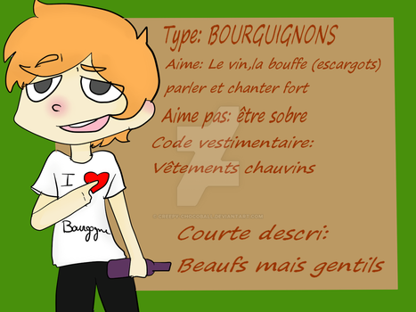 Les BOURGUIGNONS by Creepy-Chocoball