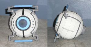 GLaDOS Personality Core by billybob884