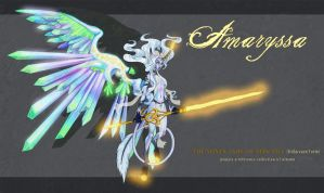 Project A - Amaryssa Reference by ultema