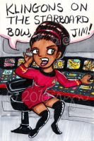 klingons on the starboard bow by bluecanarykit