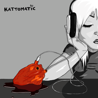 Listen to your heart. by Kattomatic