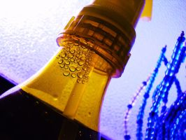 Yellow Bubbles by melissrrr