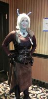 L'khor Cosplay by SoongCybernetics