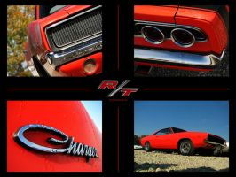 1968 Dodge Charger WALLPAPER by AmericanMuscle