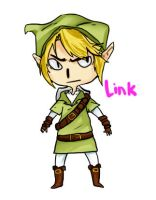 Link or something by Tissuecoffee