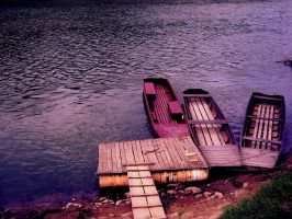 boats by IolanthePhoto