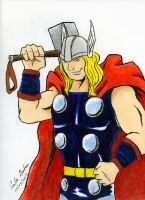 THOR!!! by WibbitGuy