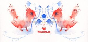 I love Folktales by OhAnneli