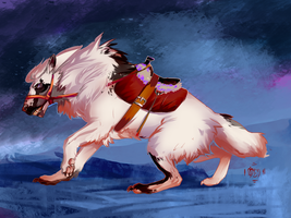| Commission |  Escape From Midwitch Valley by MUSONART