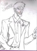 Joker - Young Justice by Kastagir