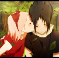 Sasusaku: First love by xXHanako-AixX