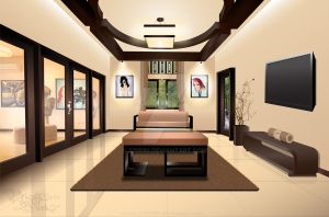 Living Room  vector by 270590
