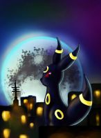 Umbreon by DesperateAshes