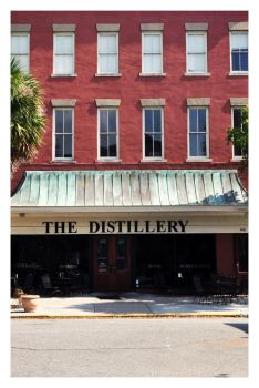 The Distillery Part I by cb-smizzle