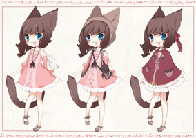 Nekomimi Design Adopt *CLOSED* by Reminel