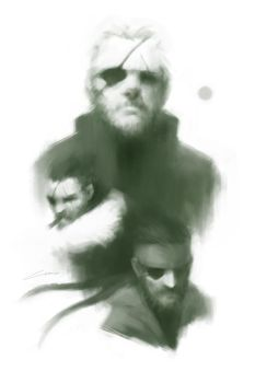 Legacy (Metal Gear Solid) by Alex-Chow