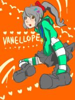Vanellope by KindCoffee