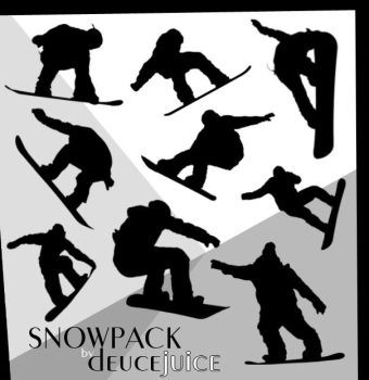 Snowpack by deucejuice
