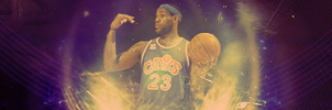 LeBron James Imza -signature- by burakdesign