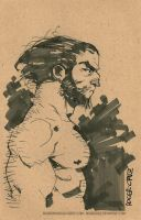 Logan-marker by rogercruz