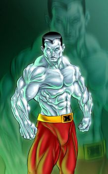 Colossus by Psykoklown