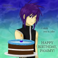Happy Birthday, Pammy by AngelBless