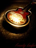 Guitar Hard Rock Coffee by HLea33