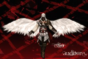 Ezio Auditore by ShadowCat451