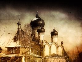 monastery by RENOPHOTO