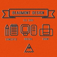 Beaumont design experimental icons by chris3290