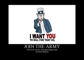 Join the Army by Winter-Phantom