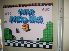 Super Mario Bros. 3 Title by ShampooTeacher
