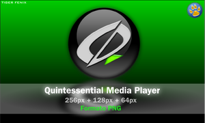Quintessential Media Player by Tiger-Fenix
