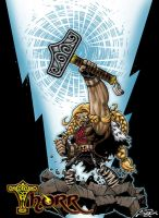 THORR by noctrnlcry