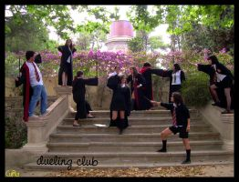 dueling club by ECDLE-Cosplay