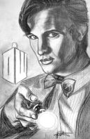 Doctor Who - 11th Doctor by Cherie327