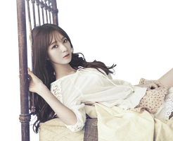 Ming Kyung (Davichi) PNG [Render] by GAJMEditions