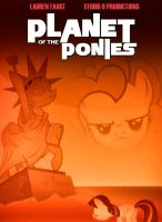 Planet of ponies by Lenich