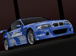 Need For Speed BMW M3 GTR by me-myself
