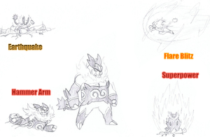 Hulk the Emboar- Request by BudokaiHyuga