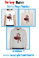 Harley Quinn by NomiShirts
