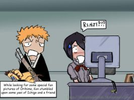 Bleach meets fan art by the-PirateNinja