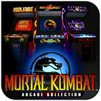 MK Arcade Kollection Icon by Alucryd