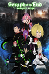 Seraph of the end by zerostorm91