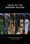 Tales of the Modern Realms Cover by ElPresedente